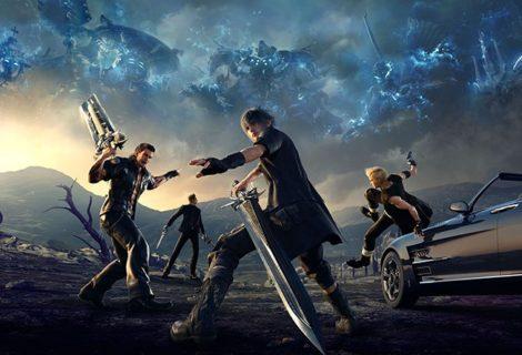Home Final Fantasy XV Cover 2016 470x320