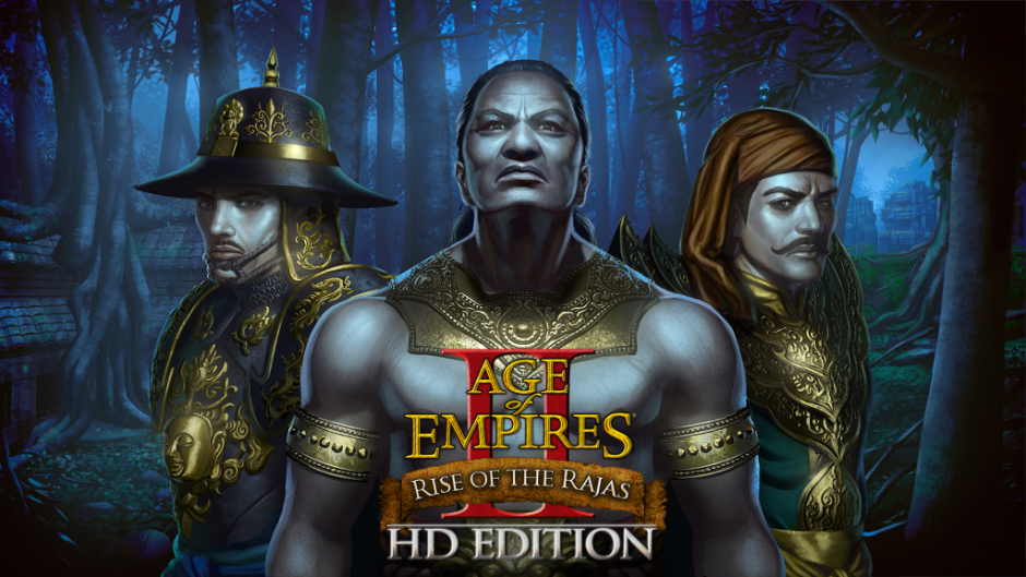 Age of Empires II HD: Rise of the Rajas è disponibile su Steam