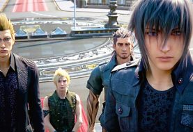 Final Fantasy XV: arriva la Stable Mode per PlayStation 4 Pro