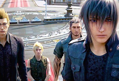 Final Fantasy XV: arriva la Stable Mode per PlayStation 4 Pro