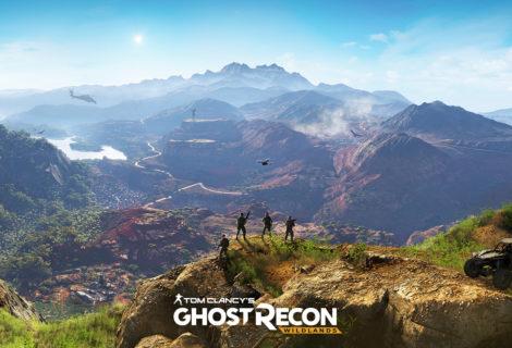 Ghost Recon: Wildlands, ecco l'enorme mappa di gioco