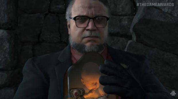 Death Stranding: che ruolo ha Guillermo Del Toro?