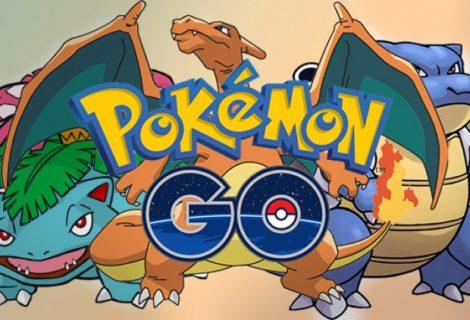 Aggiornamento per Pokemon GO su iOS e Android