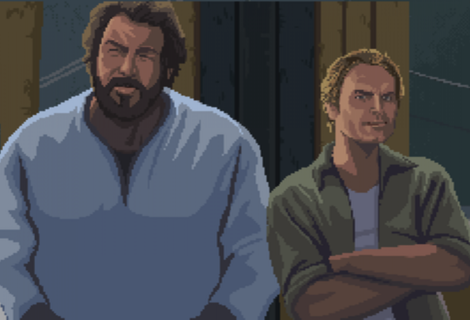 Bud Spencer e Terence Hill - Slaps And Beans: un successo su Kickstarter