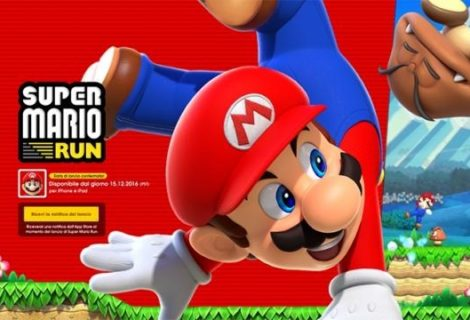 Super Mario Run: 40 milioni di download in 4 giorni! Cifre da record
