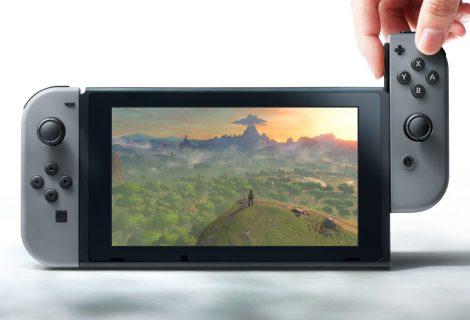 Nintendo Switch: memoria interna espandibile fino a 2TB