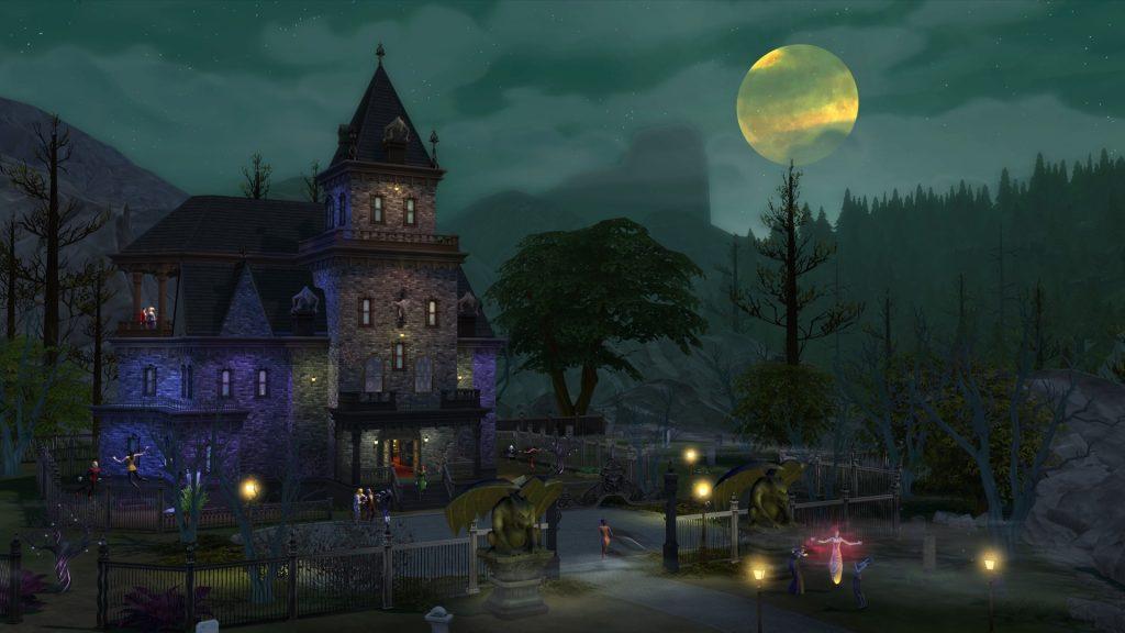 The Sims 4: arrivano i vampiri TS4 Vampires img 2 a 1024x576
