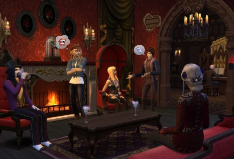 The Sims 4: arrivano i vampiri