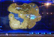 Zelda: Breath of the Wild, la mappa più grande mai vista