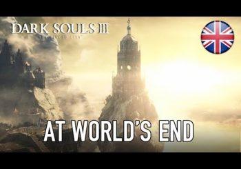 Dark Souls 3: il secondo DLC ci porterà dove il mondo finisce