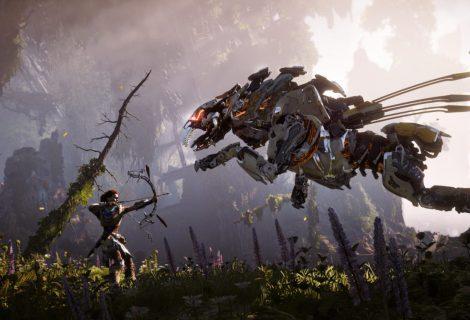 Horizon: Zero Dawn in un nuovo gameplay a 4K