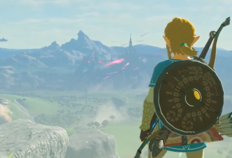The Legend of Zelda: Breath of the Wild in un nuovo trailer