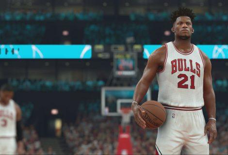 NBA 2k17 si aggiorna alla versione 1.08