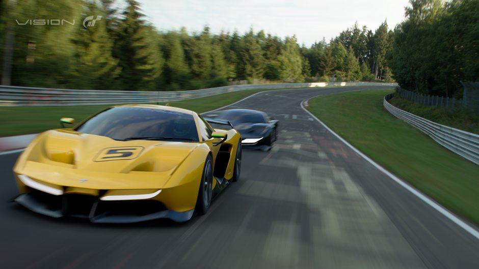 Gran Turismo Sport: data d'uscita forse rivelata da un rivenditore online