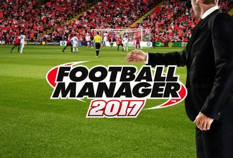 Football Manager 2017 in prova gratuita per il weekend