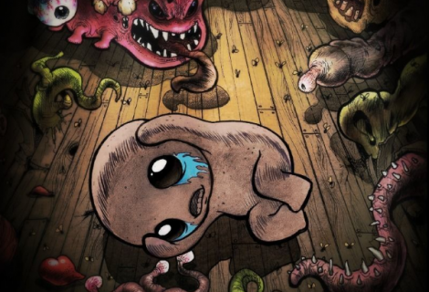 The Binding of Isaac: Afterbirth + è in arrivo su Nintendo Switch