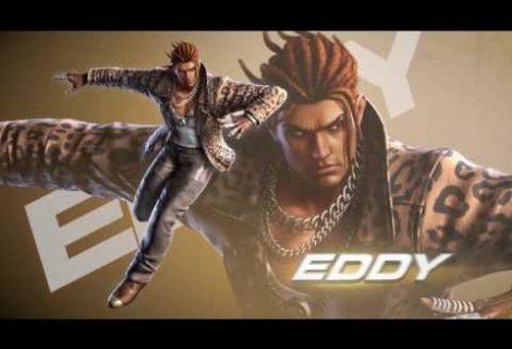Tekken 7: ecco il trailer di introduzione di  Eddy Gordo