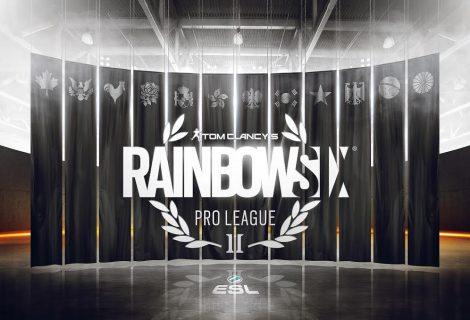 Ubisoft ed ESL per il secondo anno della Tom Clancy's Rainbow Six Pro League