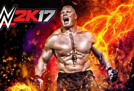 WWE 2K17 è giocabile gratis per il weekend