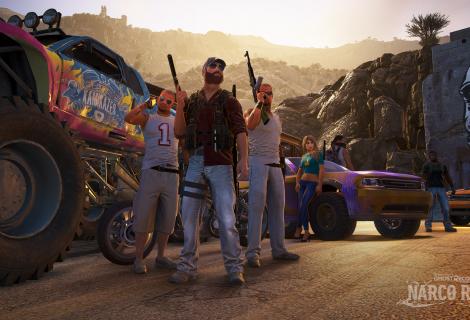 Narco Road, la prima espansione di Ghost Recon Wildlands