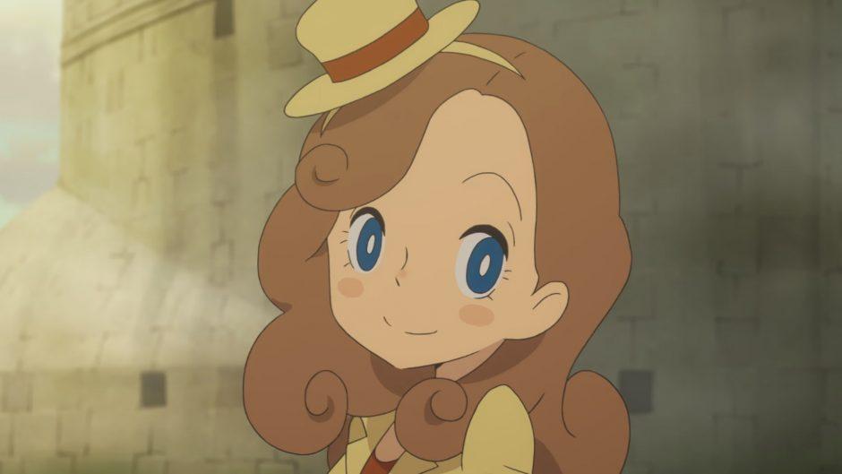 Layton's Mystery Journey: rilasciato un nuovo trailer