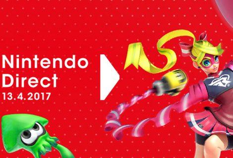 Nintendo Direct: annunciati diversi titoli