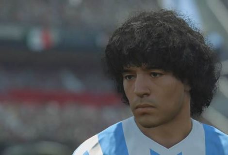 Konami: la compagnia risponde alla minaccia di azioni legali da parte di Maradona