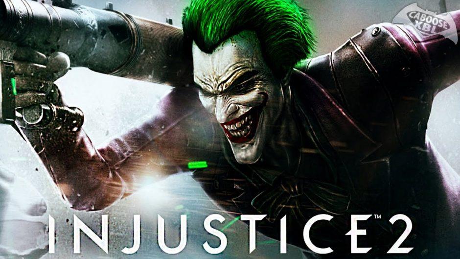 Mark Hamill doppierà Joker in Injustice 2?