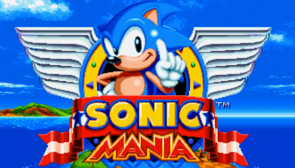 Sonic Mania in un nuovo video gameplay