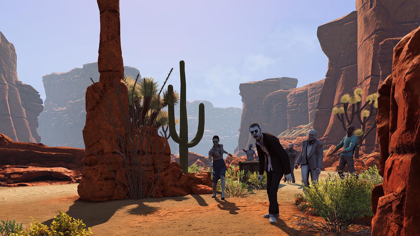 Arizona Sunshine: zombie in arrivo su PlayStation VR