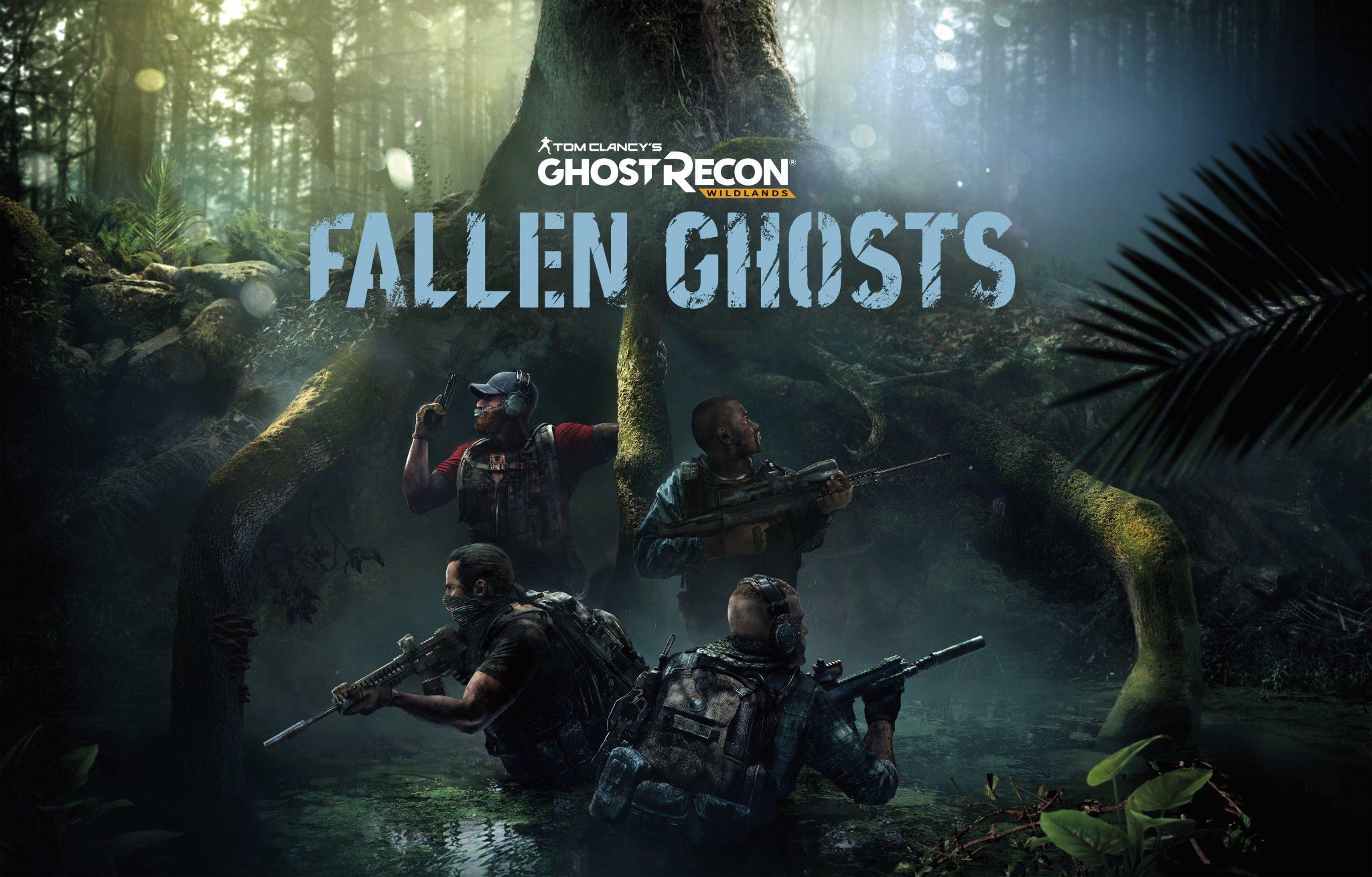 Tom Clancy's Ghost Recon Wildlands: Ubisoft annuncia la nuova espansione Fallen Ghost - Games Ninja