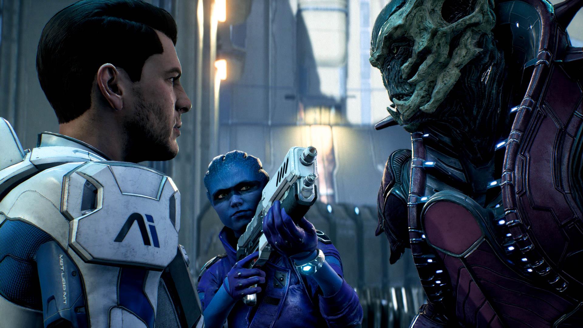 Mass Effect Andromeda: disponibile la patch 1.06