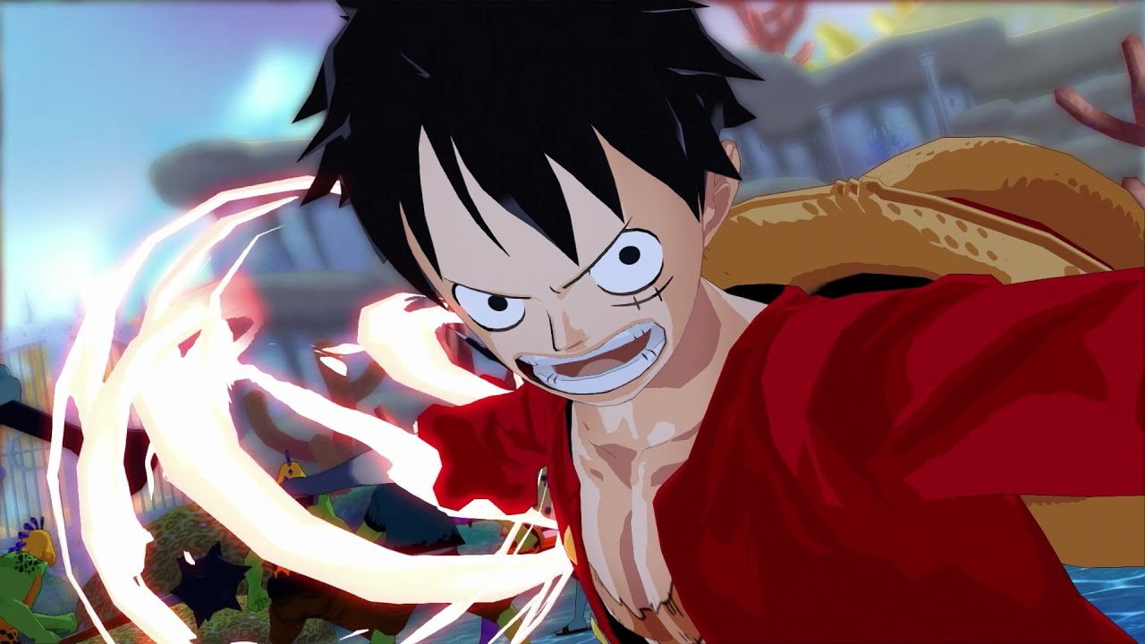 One Piece: Unlimited World Red Deluxe Edition si mostra in un primo trailer - Games Ninja
