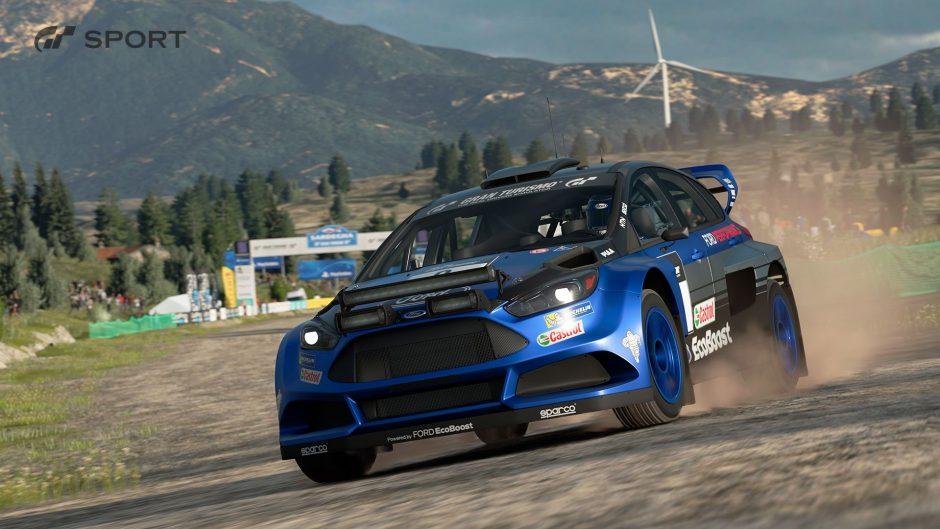 Gran Turismo Sport Beta: disponibile la patch 1.05
