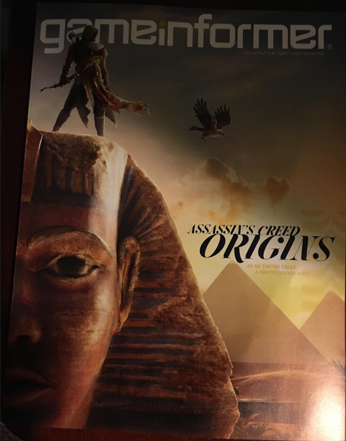 Assassins Creed Origins svelato da Game Informer ac game informer