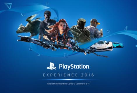 PlayStation Experience 2016, conferme per più di 100 titoli