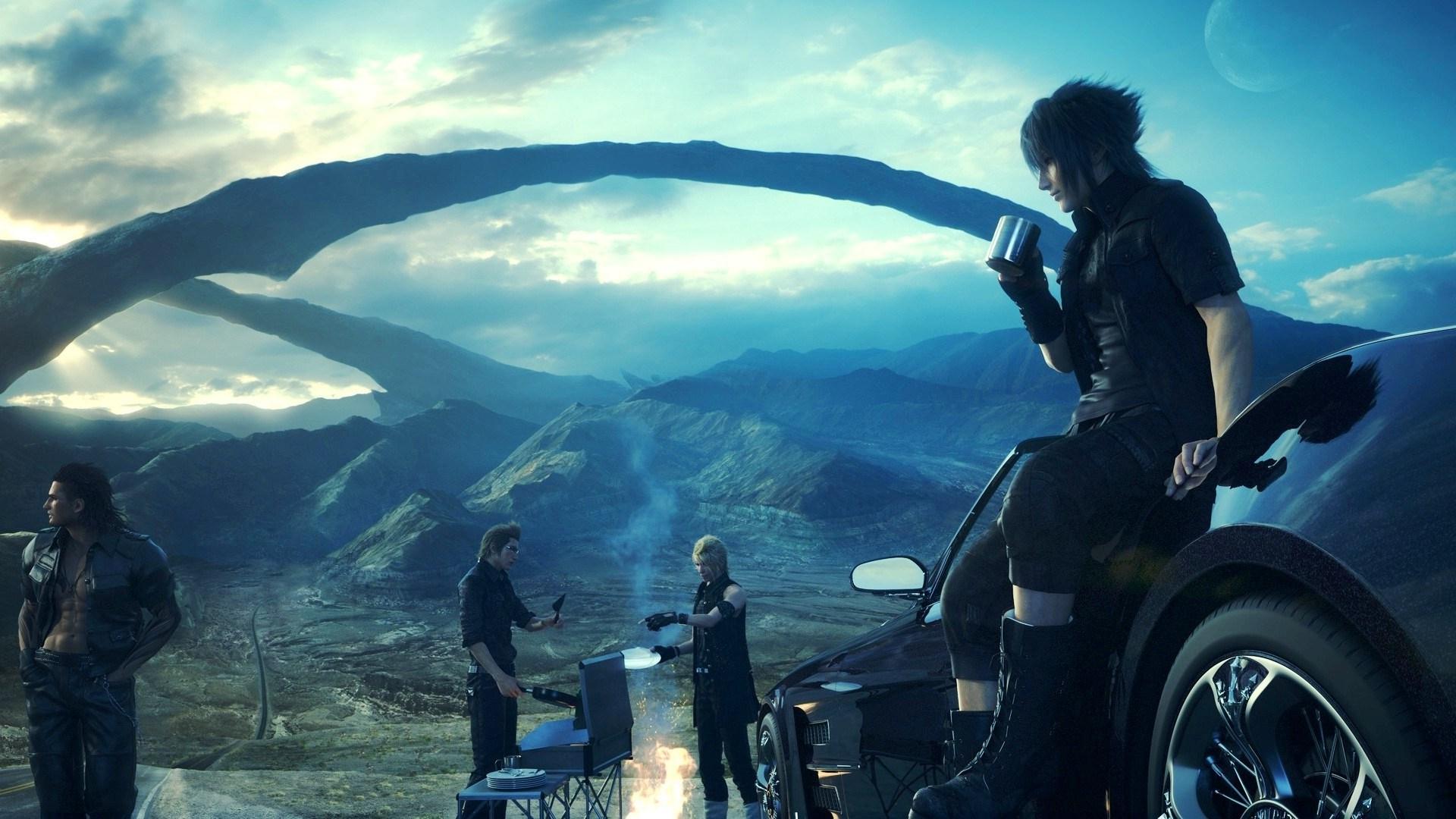 Day One Patch di Final Fantasy XV: cosa contiene? Final Fantasy XV