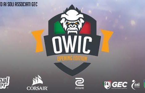 Overwatch Italia Championship: il primo torneo open di Overwatch Italia e la grande occasione