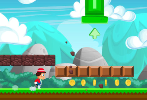 Super Plumber Run: plagio o genio?
