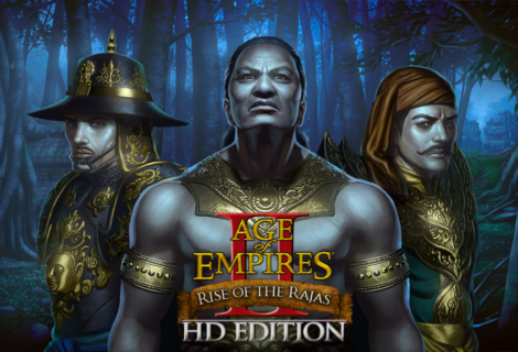 Age of Empires II HD: Rise of the Rajas è disponibile su Steam