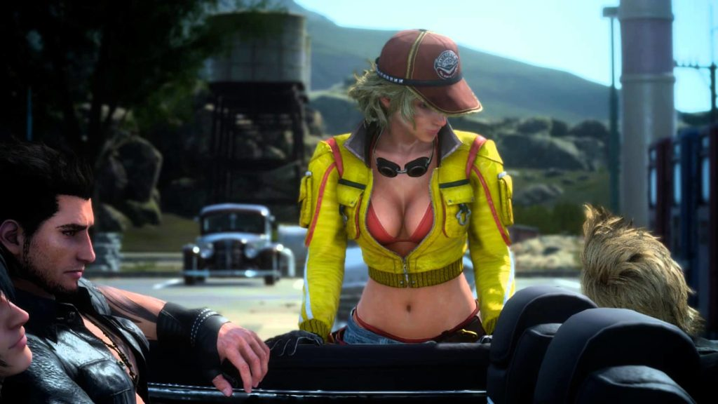 Final Fantasy XV Recensione di un gioco attesissimo final fantasy xv cindy aurum image 1024x576
