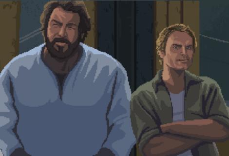 Bud Spencer e Terence Hill - Slaps And Beans: un successo su Kickstarter