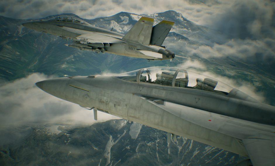 Ace Combat 7: Skies Unknown non è più un'esclusiva PS4
