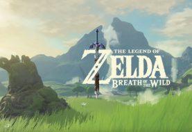 Zelda: Breath of The Wild girerà a 900p su Nintendo Switch