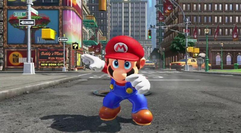 Super Mario Odyssey: il primo trailer in versione estesa