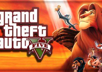 GTA V: arriva mod del Re Leone