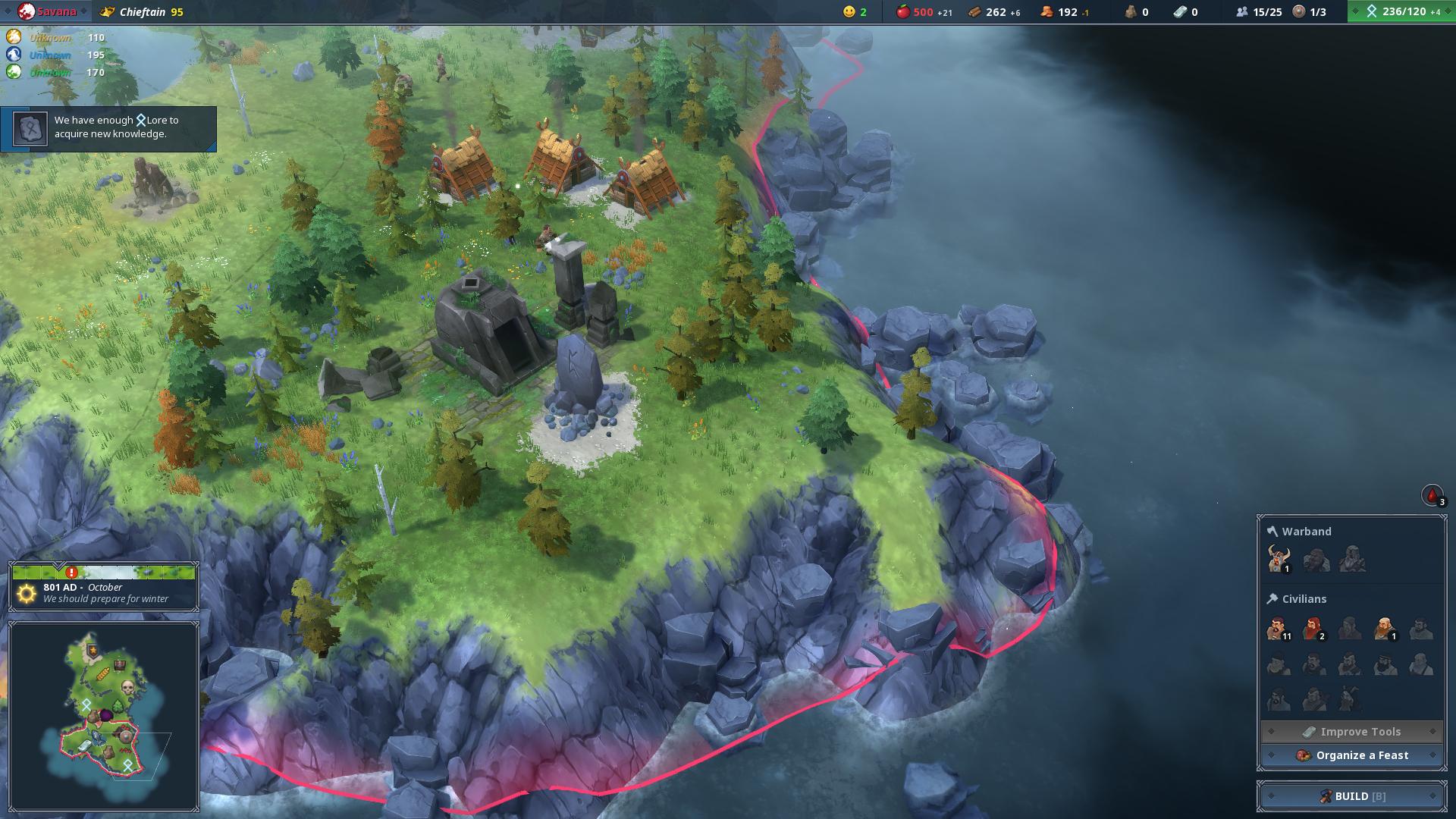 Northgard, la nostra anteprima - Games Ninja
