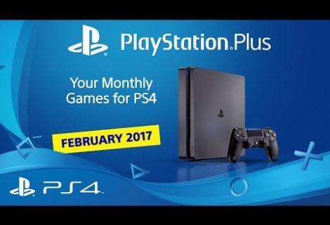 Play Station Plus: ecco i giochi del mese di Febbraio