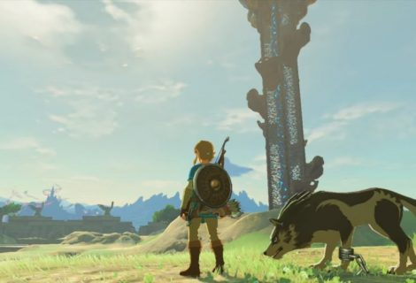 The Legend of Zelda: Breath of the Wild è entrato in fase gold