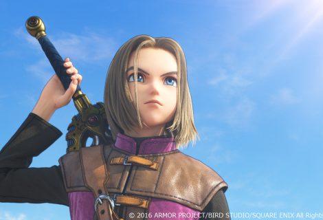 Dragon Quest XI: la data d'uscita giapponese sarà annunciata l'11 Aprile